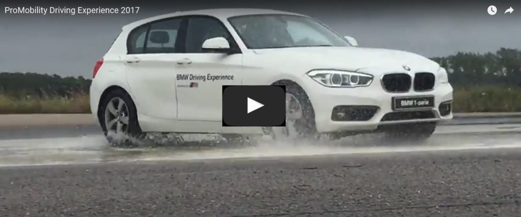 ProMobility BMW Driving Experience