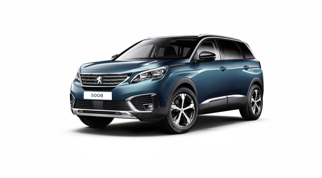 Peugeot 5008 Crossover ProMobility